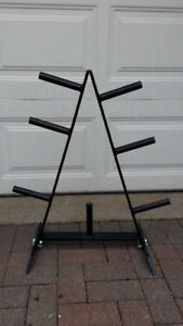 Standard Weight Rack Storage Tree no dumbbell bar powerFor sal