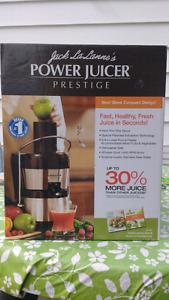 Never Used Jack LaLanne's Power Juicer