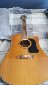 Washburn D10SCE 6 String Electric Acoustic Guitar