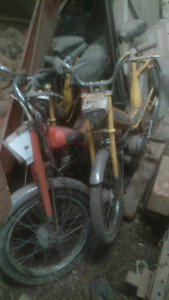 Mopeds for sale SOLD PENDING PICKUP