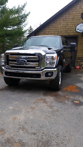 2012 f250 6.7L powerstroke deleted/tuned
