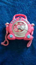 Early learning centre cd player
