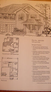 House Plans - Complete/Pristine blueprints for 1,243 sq.ft home Comox / Courtenay / Cumberland Comox Valley Area image 4
