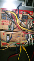 FURNACE AND A.C. REPAIRS ETC