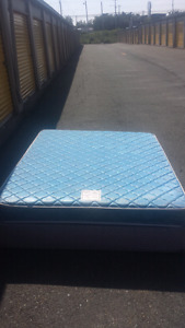 Double Mattress & BoxSpring **Delivery Included**