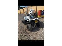 Aldi 400cc sports quad ROAD LEGAL 2015plate