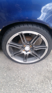 """17"""" wheels 200$ 4x100 and 4x114"""