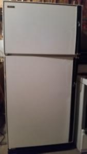 Moffat Refrigerator and Stove