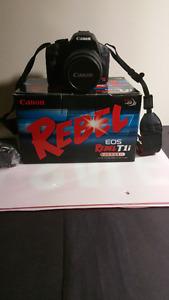 Canon Rebel Eos T1i