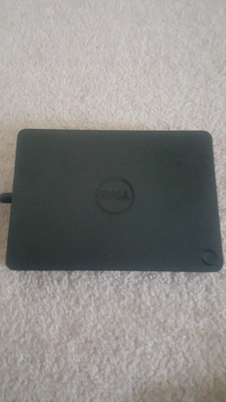 Dell Dock WD15 (USB Type-C) plus Power Supply - Brand New £80 ono | in  Hamilton, Leicestershire | Gumtree