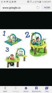 Evenflow Exersaucer