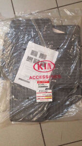 2014+Kia Rondo Complete Assy-All weather mat