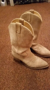 Men's Size 10 Double H Western Boots
