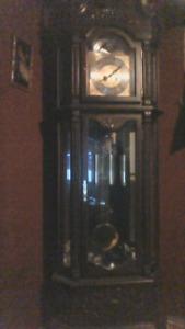Beautiful Ornate Grandfather Clock (902)495.9206