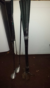 Batons de golf - ensemble complet