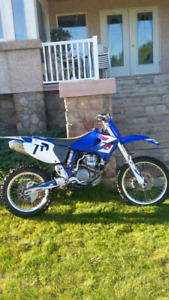 Yamaha Wr426 for sale or trade