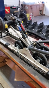 Used 800r Sled Parts