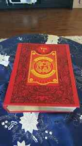 Charles Dickens The Illustrated Library Volume 1 and 2