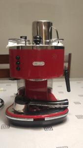 machine espresso delonghi
