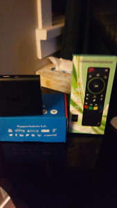 Android (tv)box  brand new (in plastic)