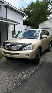 2008 Lexus RX 400H AWD - NAVIGATION - DVD - CAMERA!!!