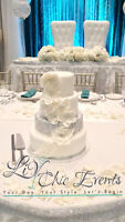 Wedding Planner/Coordinator and Candy Buffet and other Rentals