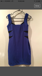 Brand new blue dress. Must see