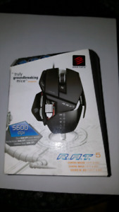 MAD CATZ R.A.T. 5 Souris gaming