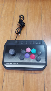 USB Arcade Fighting controller Joystick Street Fighter PS3