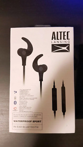 Altec Lansing Bluetooth Earphones