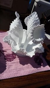 FENTON HOBNAIL AND MILK GLASS Belleville Belleville Area image 3