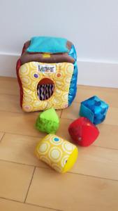 Lamaze Early Learning Soft Sorter