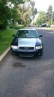 2002 Audi A4 quattro v6 30v 3.0L mags 17 pouce mint condition