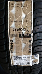NEW Navigator Touring Tires