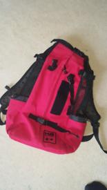 K9 Sport Sack - Red