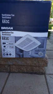 Broan 683C Ventilation Fan