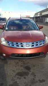 SOLD !!! 2003 Nissan Murano SE *AWD, HEATED LEATHER SEATS,
