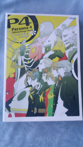 Persona 4 Official Design Works ENG