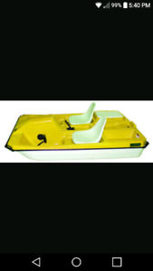 Lokking for Contour paddle boat parts