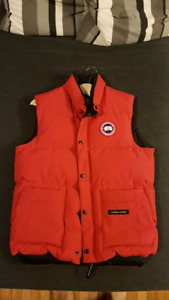 Canada Goose Freestyle Vest - Red (Medium)