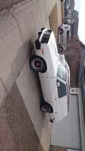 1980 ford pinto delivery cruiser v6 5speed
