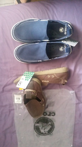 CROCS (Brand new with tags)
