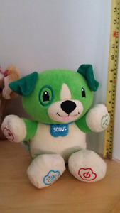 LeapFrog My Pal Scout Learning Plush Toy