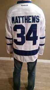 Mitch Marner, Austin Matthews, Morgan Rielly Leaf Jerseys  London Ontario image 4