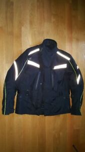 Triumph Endeavour motorcycle jacket - unused