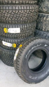 NEW! LT31X10.5R15 PIRELLI ALL TERRAIN TIRES