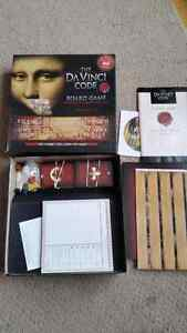 The DaVinci Code Board Game $10 Kitchener / Waterloo Kitchener Area image 1
