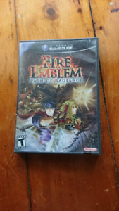 Fire Emblem Games for GameCube and Wii.
