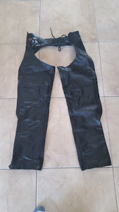 Leather Chaps Women's XS