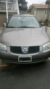 Nissan sentra special edtion 2005